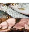 Gaļas, Zivju pārstrāde